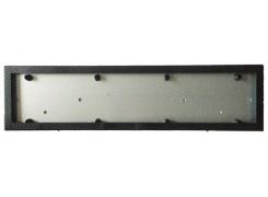 Металлическая кассетная рамка (карбон)
