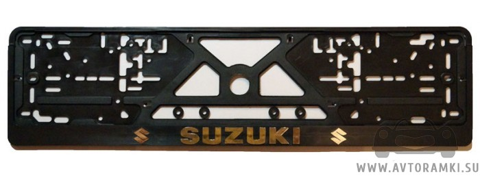 Рамка Suzuki (Сузуки) для номерного знака, купить